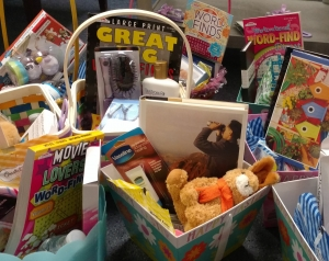 ATL - Salvation Army Easter Baskets