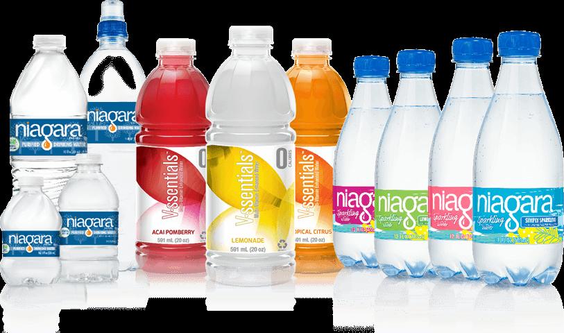 Beverage Offerings | Niagara Bottling
